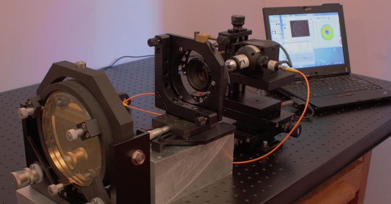 Photographic lens measurement